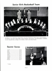 Page 10, 1962 Edition, Marked Tree High School - Pow Wow Yearbook (Marked Tree, AR) online yearbook collection
