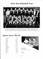 Page 8, 1962 Edition, Marked Tree High School - Pow Wow Yearbook (Marked Tree, AR) online yearbook collection