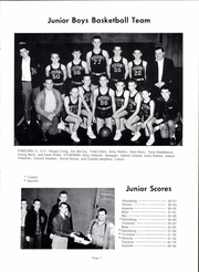 Page 9, 1962 Edition, Marked Tree High School - Pow Wow Yearbook (Marked Tree, AR) online yearbook collection