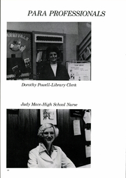Page 20, 1978 Edition, Marked Tree High School - Pow Wow Yearbook (Marked Tree, AR) online yearbook collection