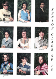 Page 24, 1978 Edition, Marked Tree High School - Pow Wow Yearbook (Marked Tree, AR) online yearbook collection