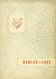 Page 1, 1952 Edition, Walnut Ridge High School - Bobcat Yearbook (Walnut Ridge, AR) online yearbook collection