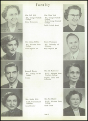 Page 12, 1952 Edition, Walnut Ridge High School - Bobcat Yearbook (Walnut Ridge, AR) online yearbook collection