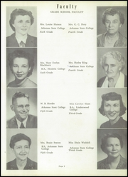 Page 13, 1952 Edition, Walnut Ridge High School - Bobcat Yearbook (Walnut Ridge, AR) online yearbook collection