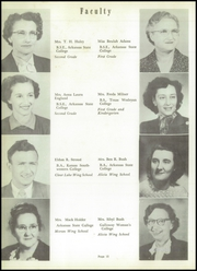 Page 14, 1952 Edition, Walnut Ridge High School - Bobcat Yearbook (Walnut Ridge, AR) online yearbook collection