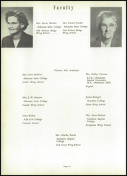 Page 16, 1952 Edition, Walnut Ridge High School - Bobcat Yearbook (Walnut Ridge, AR) online yearbook collection