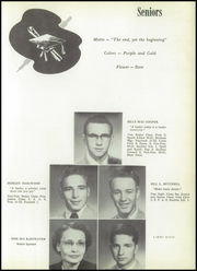 Page 17, 1952 Edition, Walnut Ridge High School - Bobcat Yearbook (Walnut Ridge, AR) online yearbook collection