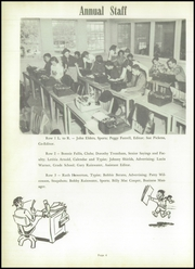 Page 8, 1952 Edition, Walnut Ridge High School - Bobcat Yearbook (Walnut Ridge, AR) online yearbook collection