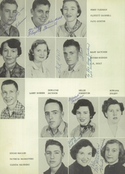 Page 18, 1954 Edition, Manila High School - Lions Echo Yearbook (Manila, AR) online yearbook collection