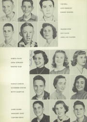 Page 24, 1954 Edition, Manila High School - Lions Echo Yearbook (Manila, AR) online yearbook collection