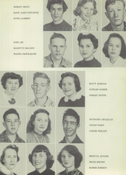 Page 25, 1954 Edition, Manila High School - Lions Echo Yearbook (Manila, AR) online yearbook collection