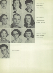 Page 26, 1954 Edition, Manila High School - Lions Echo Yearbook (Manila, AR) online yearbook collection