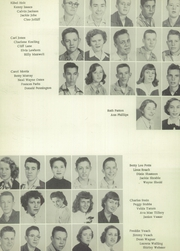 Page 30, 1954 Edition, Manila High School - Lions Echo Yearbook (Manila, AR) online yearbook collection