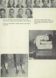 Page 35, 1954 Edition, Manila High School - Lions Echo Yearbook (Manila, AR) online yearbook collection