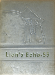 Page 1, 1955 Edition, Manila High School - Lions Echo Yearbook (Manila, AR) online yearbook collection