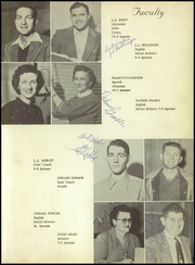 Page 11, 1955 Edition, Manila High School - Lions Echo Yearbook (Manila, AR) online yearbook collection