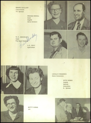 Page 12, 1955 Edition, Manila High School - Lions Echo Yearbook (Manila, AR) online yearbook collection