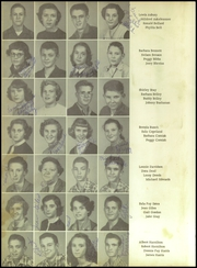 Page 16, 1955 Edition, Manila High School - Lions Echo Yearbook (Manila, AR) online yearbook collection