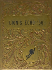 1956 Edition, Manila High School - Lions Echo Yearbook (Manila, AR)