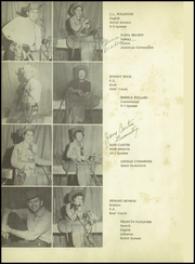 Page 12, 1956 Edition, Manila High School - Lions Echo Yearbook (Manila, AR) online yearbook collection