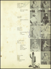 Page 13, 1956 Edition, Manila High School - Lions Echo Yearbook (Manila, AR) online yearbook collection