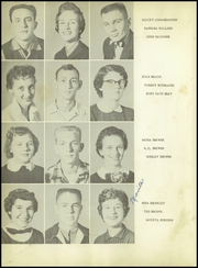 Page 16, 1956 Edition, Manila High School - Lions Echo Yearbook (Manila, AR) online yearbook collection