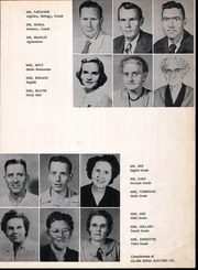 Page 11, 1955 Edition, Lincoln High School - Wolf Tracks Yearbook (Lincoln, AR) online yearbook collection