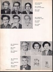 Page 12, 1955 Edition, Lincoln High School - Wolf Tracks Yearbook (Lincoln, AR) online yearbook collection