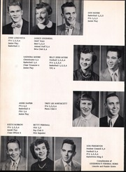 Page 16, 1955 Edition, Lincoln High School - Wolf Tracks Yearbook (Lincoln, AR) online yearbook collection