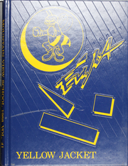 1988 Edition, Mountain View High School - Yellowjacket Yearbook (Mountain View, AR)