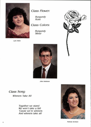 Page 10, 1988 Edition, Mountain View High School - Yellowjacket Yearbook (Mountain View, AR) online yearbook collection