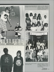 Page 17, 1988 Edition, Fountain Lake High School - Purple Pride Yearbook (Hot Springs, AR) online yearbook collection