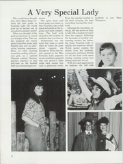 Page 6, 1988 Edition, Fountain Lake High School - Purple Pride Yearbook (Hot Springs, AR) online yearbook collection