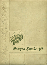 1949 Edition, Junction City High School - Dragon Yearbook (Junction City, AR)