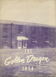 1954 Edition, Junction City High School - Dragon Yearbook (Junction City, AR)