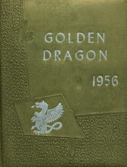 1956 Edition, Junction City High School - Dragon Yearbook (Junction City, AR)