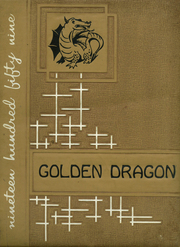 1959 Edition, Junction City High School - Dragon Yearbook (Junction City, AR)