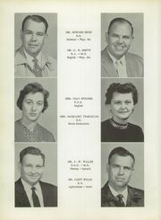 Page 12, 1959 Edition, Junction City High School - Dragon Yearbook (Junction City, AR) online yearbook collection
