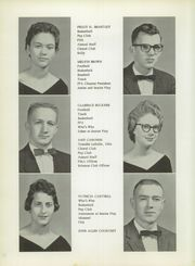 Page 16, 1959 Edition, Junction City High School - Dragon Yearbook (Junction City, AR) online yearbook collection