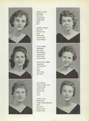 Page 17, 1959 Edition, Junction City High School - Dragon Yearbook (Junction City, AR) online yearbook collection