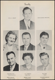 Page 17, 1952 Edition, Marshall High School - Bobcat Yearbook (Marshall, AR) online yearbook collection