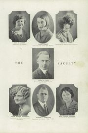 Page 15, 1926 Edition, Clarendon High School - Cotton Blossom Yearbook (Clarendon, AR) online yearbook collection