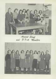 Page 13, 1953 Edition, Brookland High School - Bearcat Yearbook (Brookland, AR) online yearbook collection