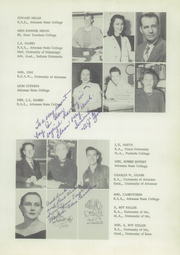 Page 17, 1953 Edition, Brookland High School - Bearcat Yearbook (Brookland, AR) online yearbook collection