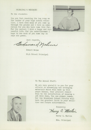 Page 9, 1953 Edition, Brookland High School - Bearcat Yearbook (Brookland, AR) online yearbook collection