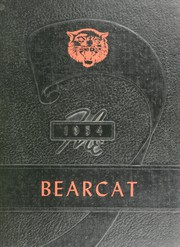 1954 Edition, Brookland High School - Bearcat Yearbook (Brookland, AR)