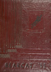 1955 Edition, Brookland High School - Bearcat Yearbook (Brookland, AR)