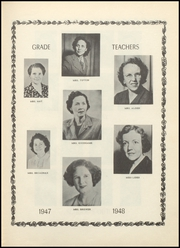 Page 15, 1948 Edition, Harmony Grove High School - Hornet Yearbook (Camden, AR) online yearbook collection