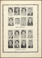 Page 17, 1948 Edition, Harmony Grove High School - Hornet Yearbook (Camden, AR) online yearbook collection