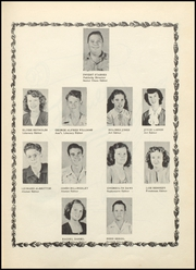 Page 9, 1948 Edition, Harmony Grove High School - Hornet Yearbook (Camden, AR) online yearbook collection